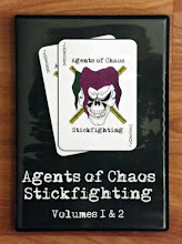Agents of Chaos Stick Fighting - 2 DVD Set