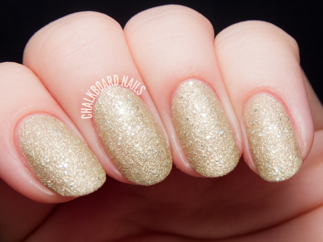 Color Club Dirty Money via @chalkboardnails