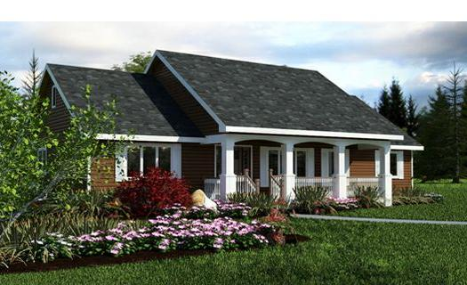 Planos de casas modelos y dise os de casas planos de for Planos para casas campestres