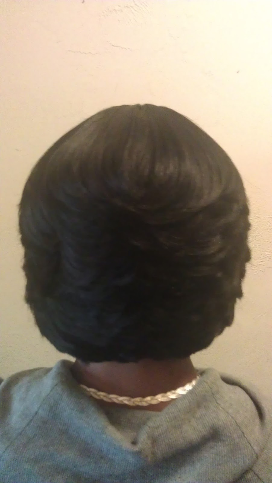 Partial Sew In With Shaved Side | HAIRSTYLE GALLERY
