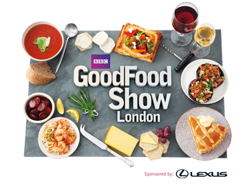 BBC Good Food Show Winter 14th-16th November 2014, London Olympia