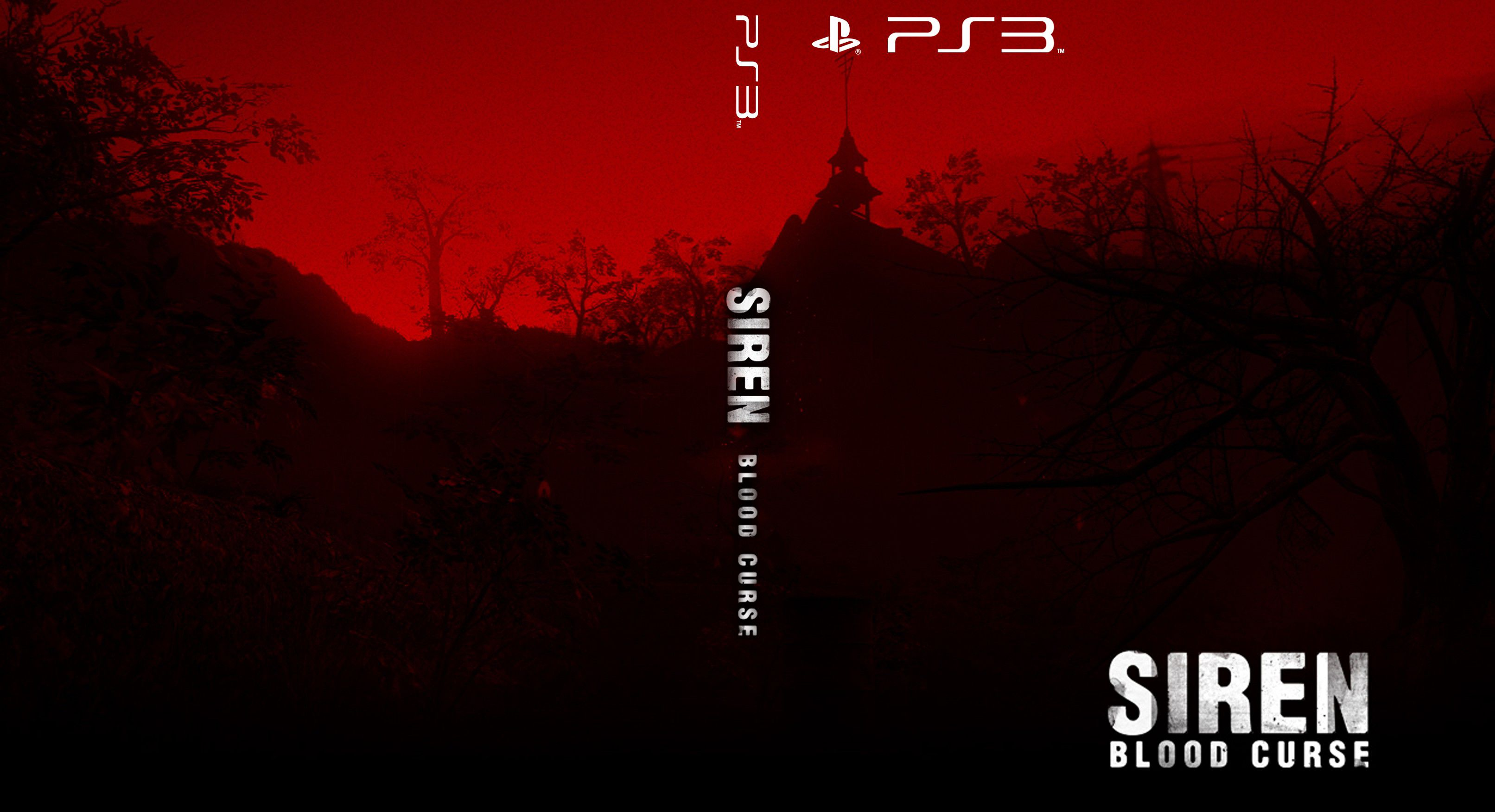 Capa Siren Blood Curse Ps3