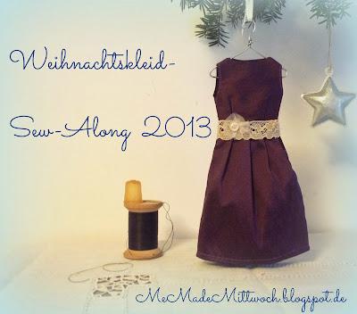 Weihnachtskleid 2013