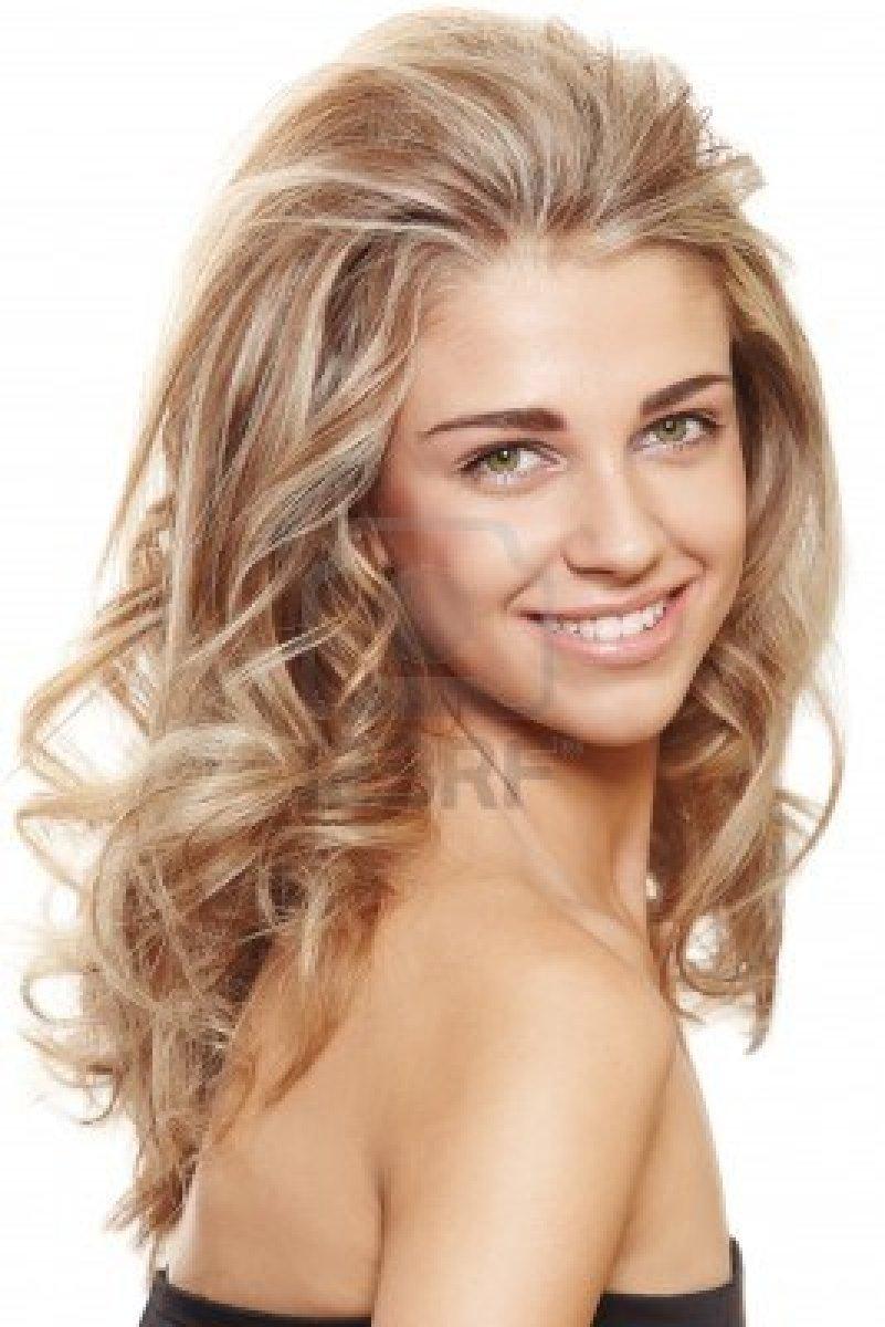 Fotos Peinados: Peinados rubios largos, moda 2009 /pt2/