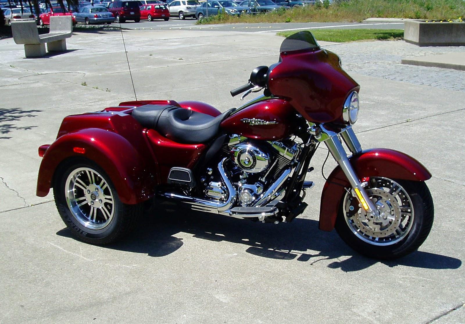Harley Davidson Trike Flhxxx Used Motorcycles Bikes