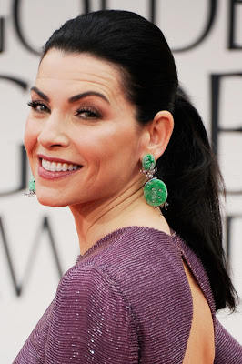 Julianna Margulies Ponytail Hairstyle Lookbook