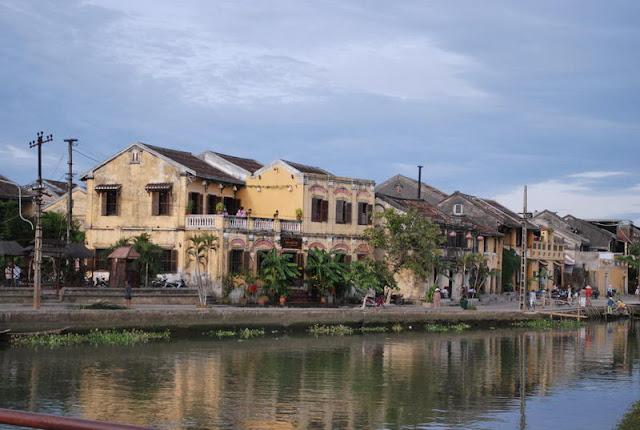Vieille ville de Hoian (Liste du Patrimoine cultutel mondial)