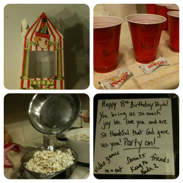 Tales from the Motherhood Kids Birthday Party for Under $100 ~ 011707_Birthday Party Ideas Under $100