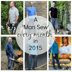 my sewing goal for 2015