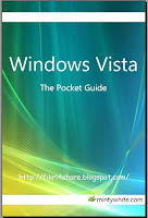 Windown Vista Pocket Guide