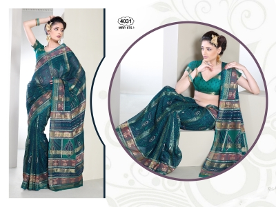Chennai Silks Collections