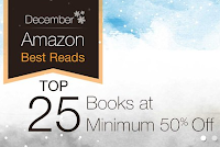 Amazon Best Reads for December at Minimum 50% Off –  BuyToEarn