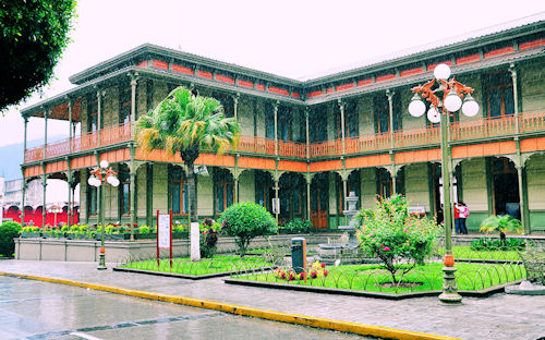 Conociendo la ciudad de Orizaba, Veracruz, México.