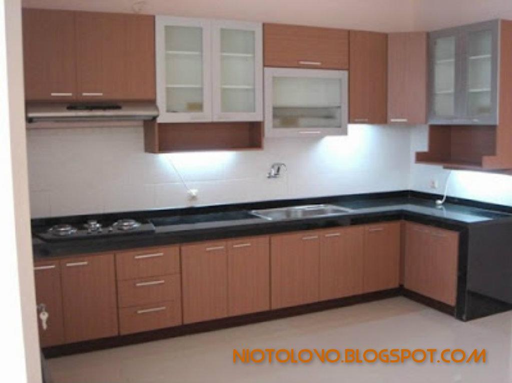 contoh desain dapur minimalis modern kecil tapi cantik