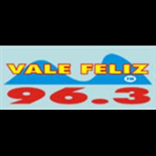 ouvir a Rádio Vale Feliz FM 96,3 ao vivo e online Feliz