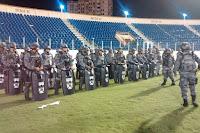 POLICIAIS MILITARES DO BATALHÃO DE CHOQUE