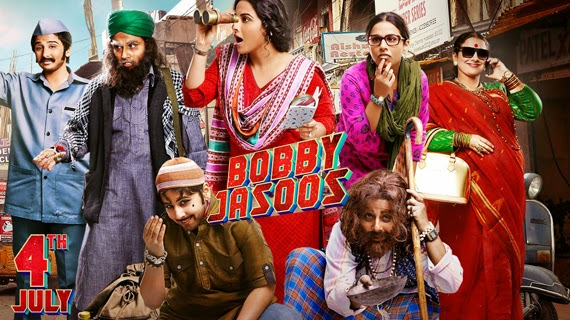 Bobby Jasoos 2014 Hindi Movie Watch Online