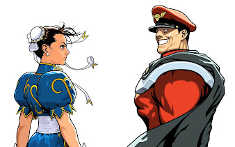 #8 Street Fighter Wallpaper