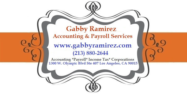 Gabby Ramirez Accounting Services