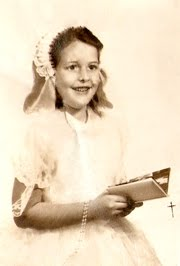 Terri's Holy Communion