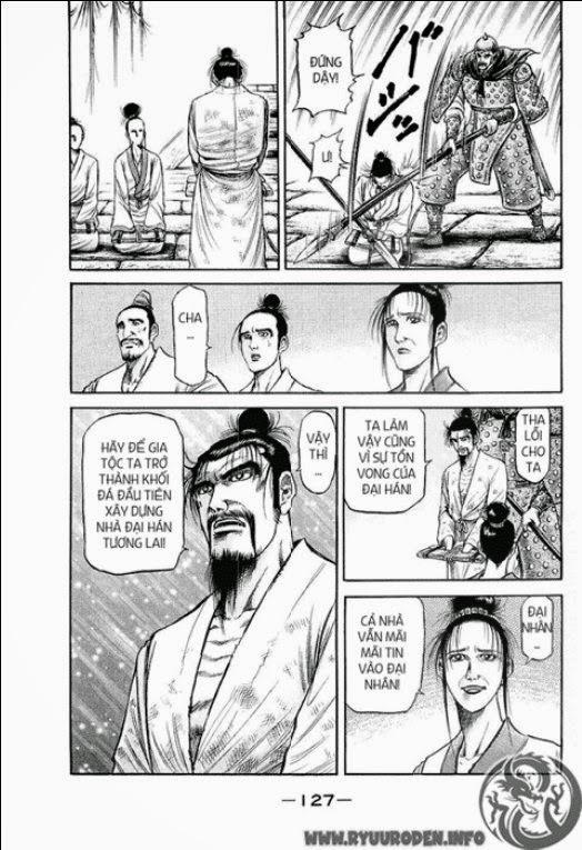 Chú Bé Rồng - Ryuuroden chap 81 - Trang 35