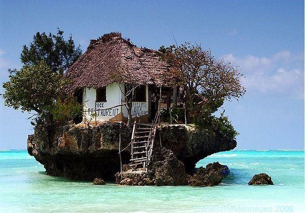 Amazing Home On Sea