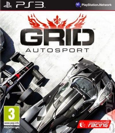 GRID Autosport EUR - PS3