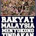 RAKYAT MALAYSIA SOKONG OPS CANTAS!!!