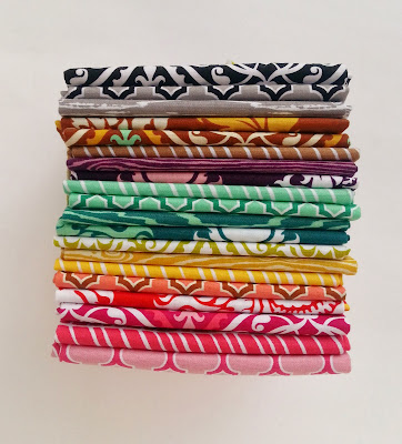 Joel Dewberry True Colors Fabric Stack