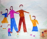 Я и моя семья - семья Мальцевых