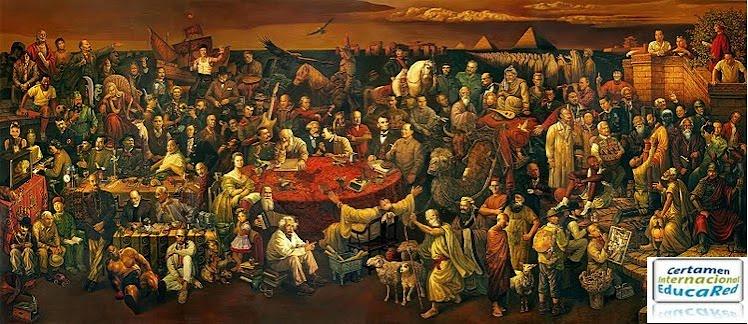 Los personajes de la Historia