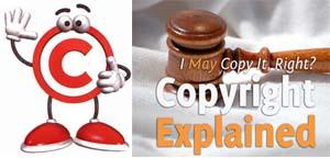 Copyrights conent