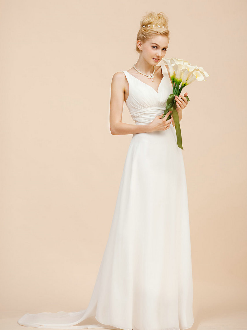 Meryem Uzerli Stylish Wedding Dress