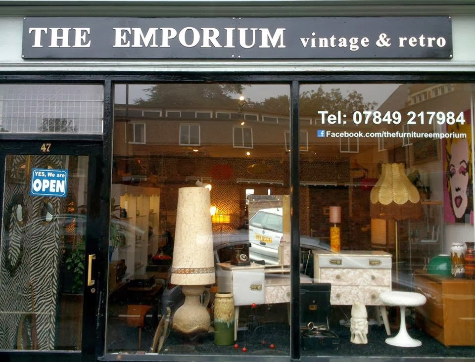 The Emporium - Vintage & Retro Furniture