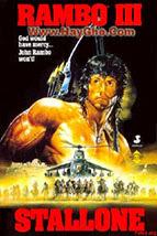 Phim Rambo 3: Gác Kiếm Thông Thành