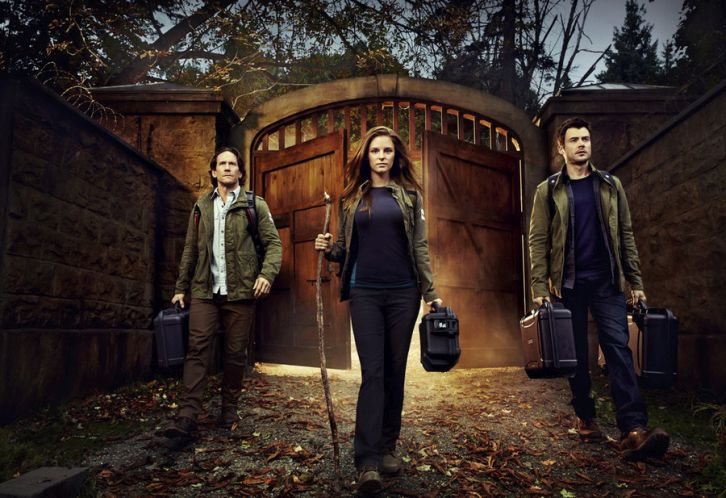 Helix - Season 2 - Cast Promotional Photos *Updated*
