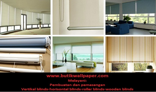 Butik Wallpaper I jual wallpaper dinding murah