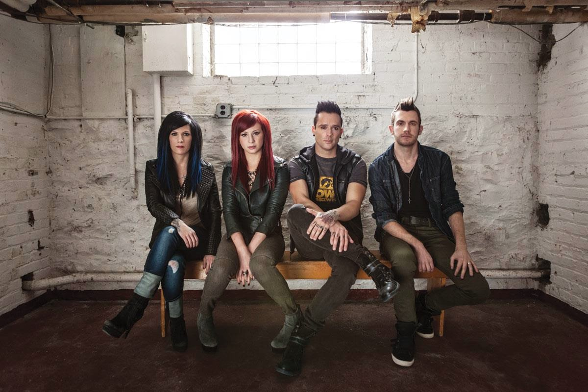 Skillet UK headline tour October