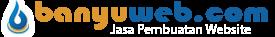 BanyuWeb.Com - Jasa Pembuatan Website
