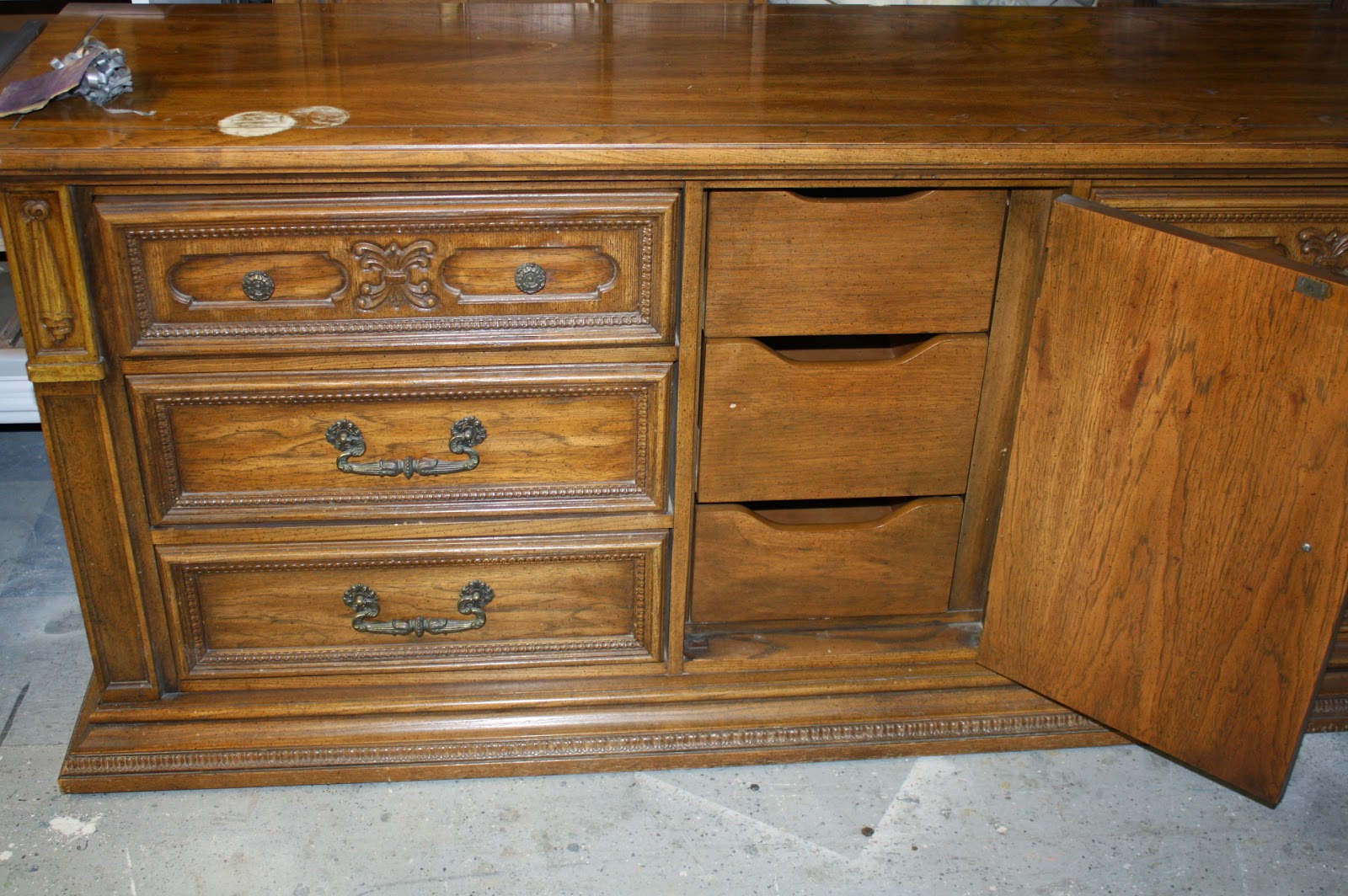 Beautiful Very Special Stanley Furniture Dresser   Johnfante Dressers
