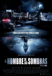 Poster Español de The Tall Man