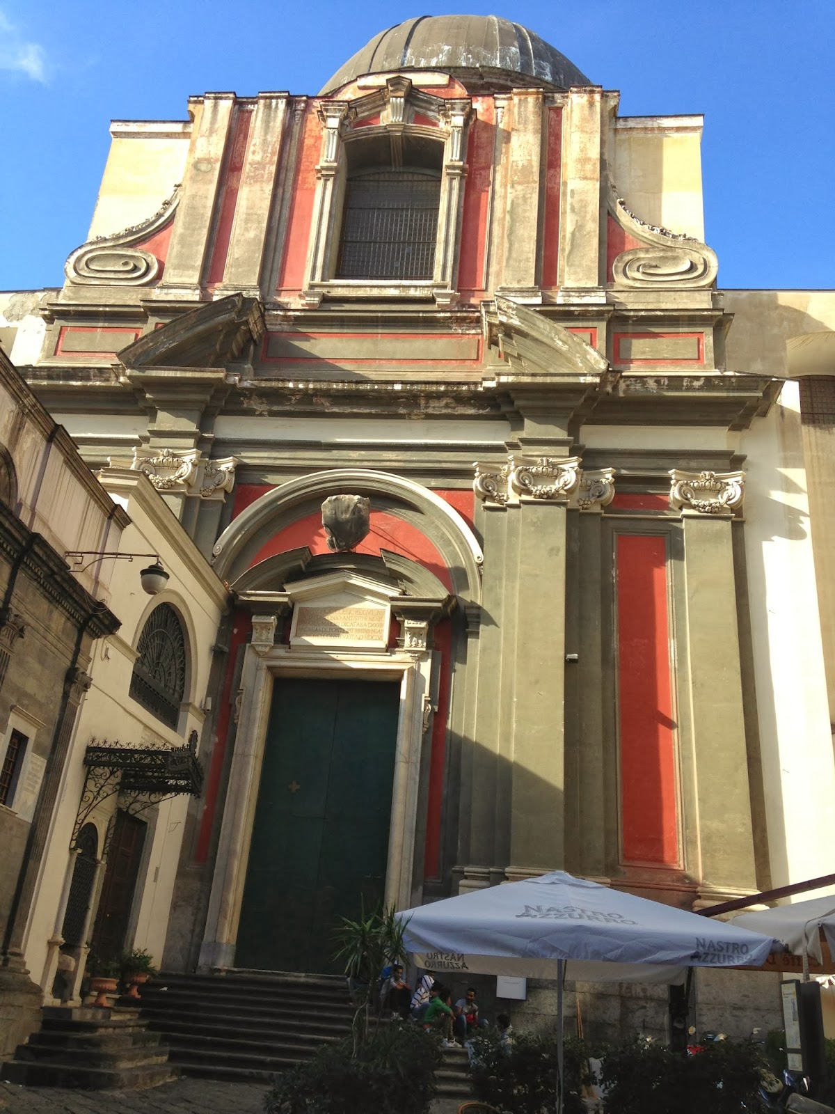 Napoli, Baroque Reality | Missives From Rome