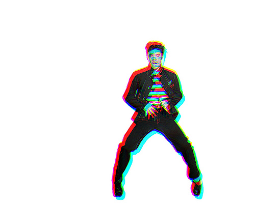Elvis Aaron Presley by Thuany Gabriela
