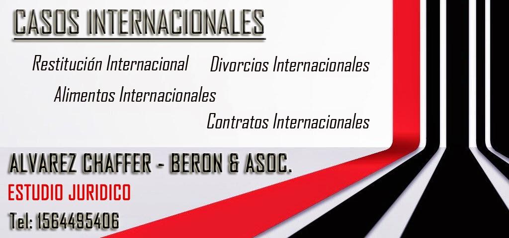 Casos Internacionales