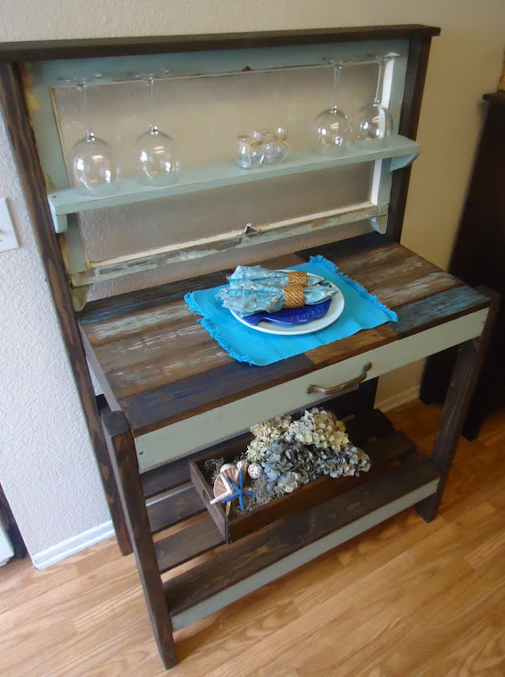 1920s Window Table - SOLD