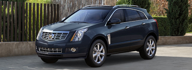 The 2016 Cadillac SRX Crossover Combines the Best of Everything