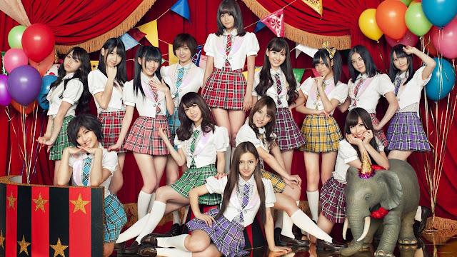 AKB48 Tapety HD 2