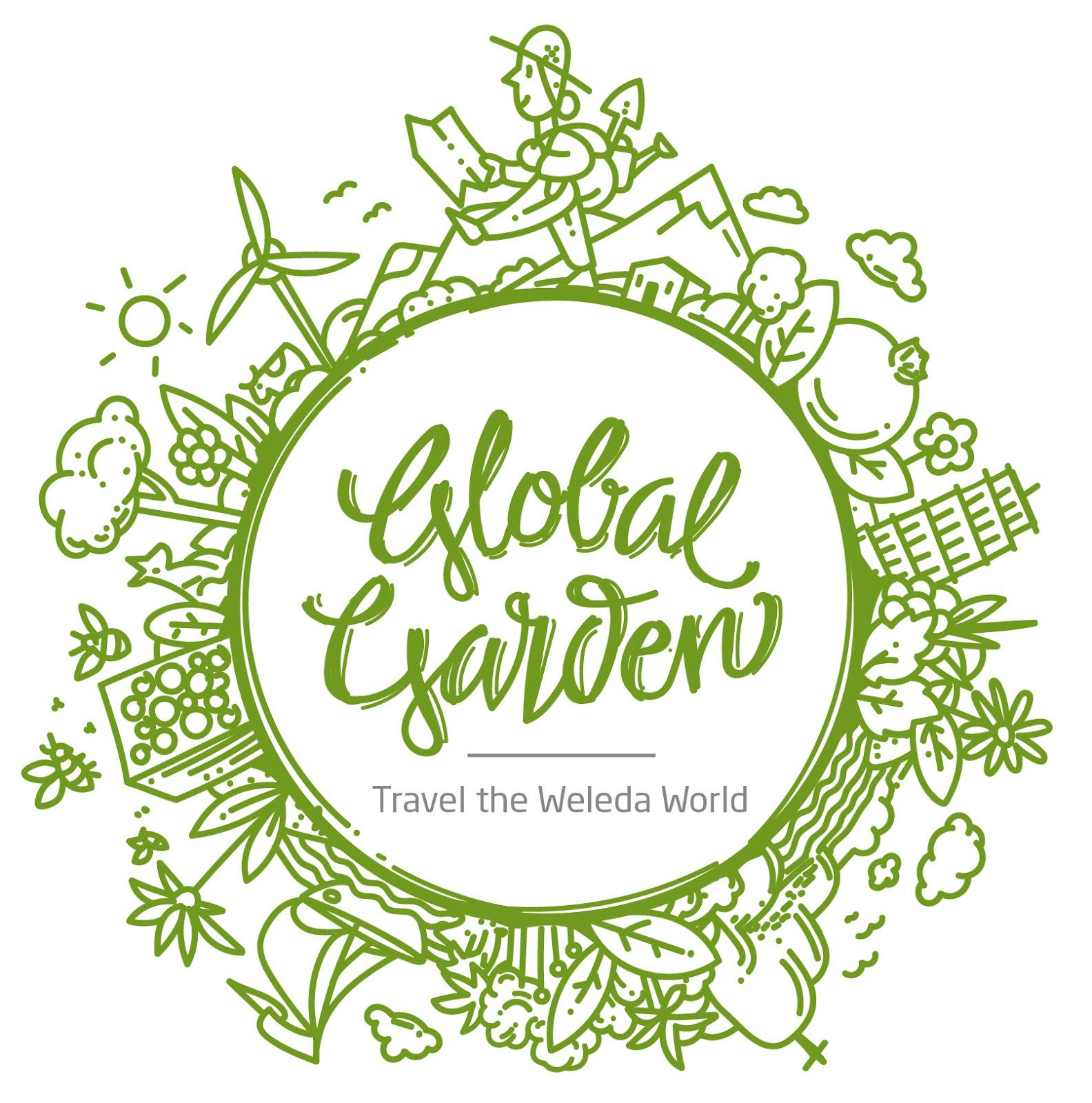 Soutěž Weleda Global Garden