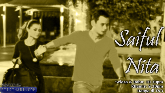 Sinopsis  Pelakon poster Saiful Nita Slot Samarinda TV3