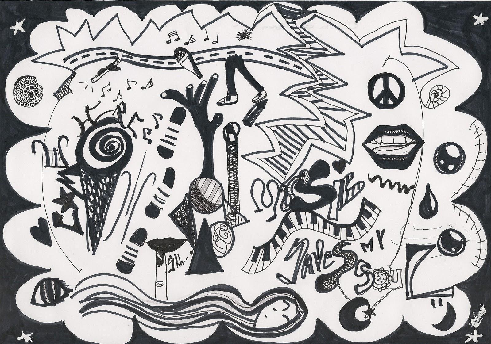 Dibujos abstractos - Imagui